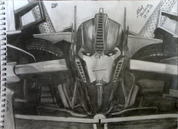 Optimus Prime 4