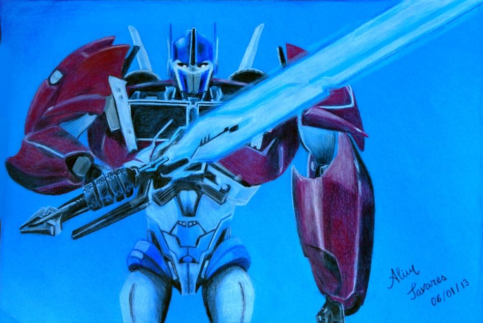 Optimus Prime 5